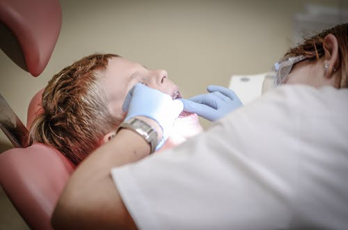 Tandarts behandeling (2)